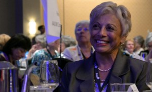We surprised Carol at the 2013 National Convention with an endowment named in her honor.
