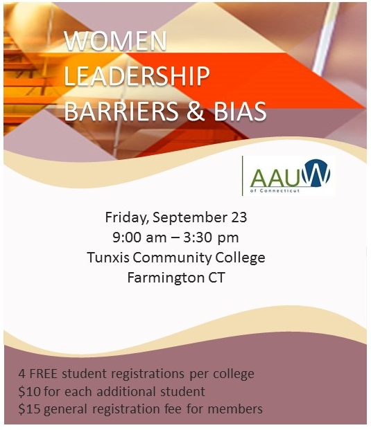 women's leadership Fall conf flyer