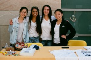 """""""Society of Women Engineers officers at UCSB"""" by beltz6 is licensed under CC BY 2.0"""